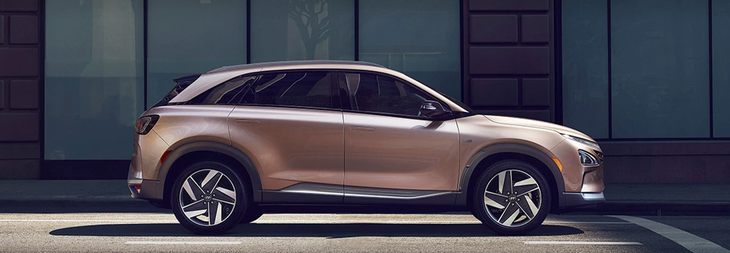 2019 Hyundai Nexo Fuel Cell