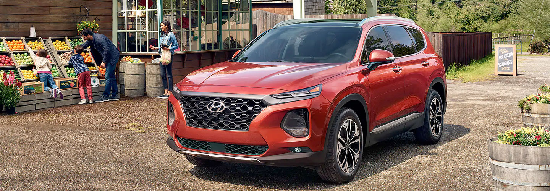 Hyundai Of St Augustine >> 2019 Hyundai Santa Fe in Jacksonville, FL, Serving Orange ...