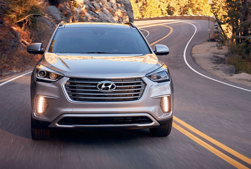 2019 Hyundai Santa Fe Xl In Greer Sc Serving Greenville