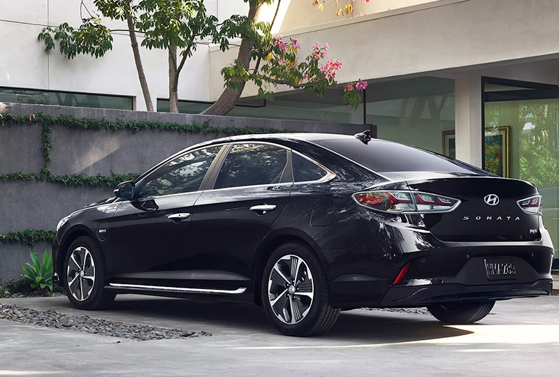 2019 Sonata Hybrid SAFETY