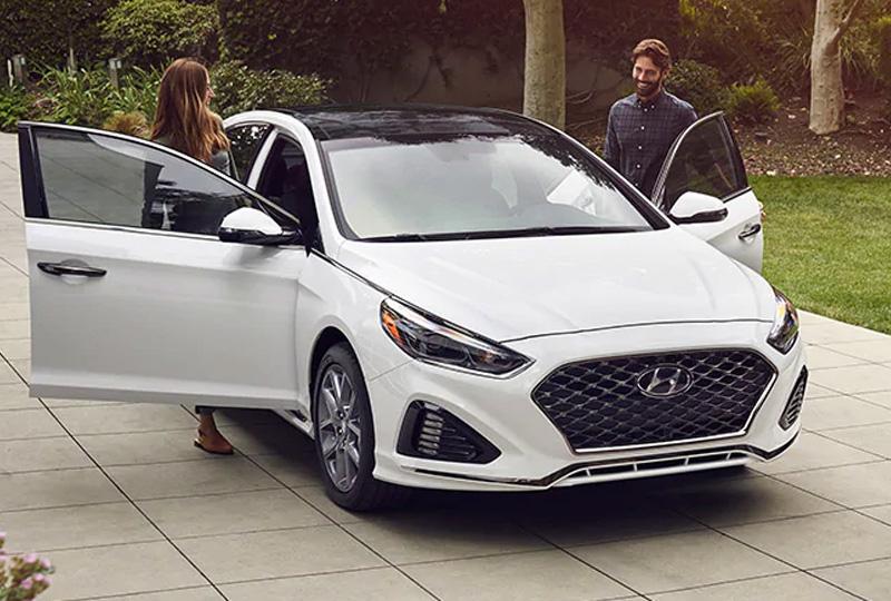 Hyundai Of St Augustine >> 2019 Hyundai Sonata in Jacksonville, FL, Serving Ponte ...