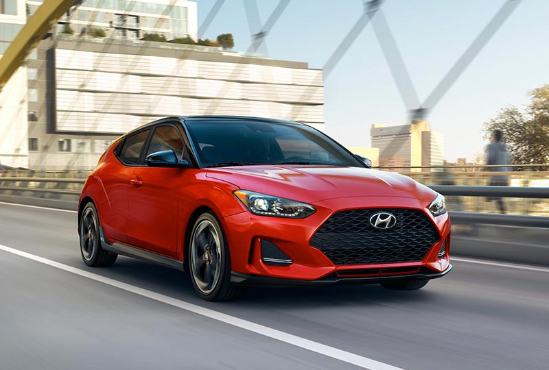 2019 Hyundai Veloster in Greer, SC, Serving Greenville & Spartanburg