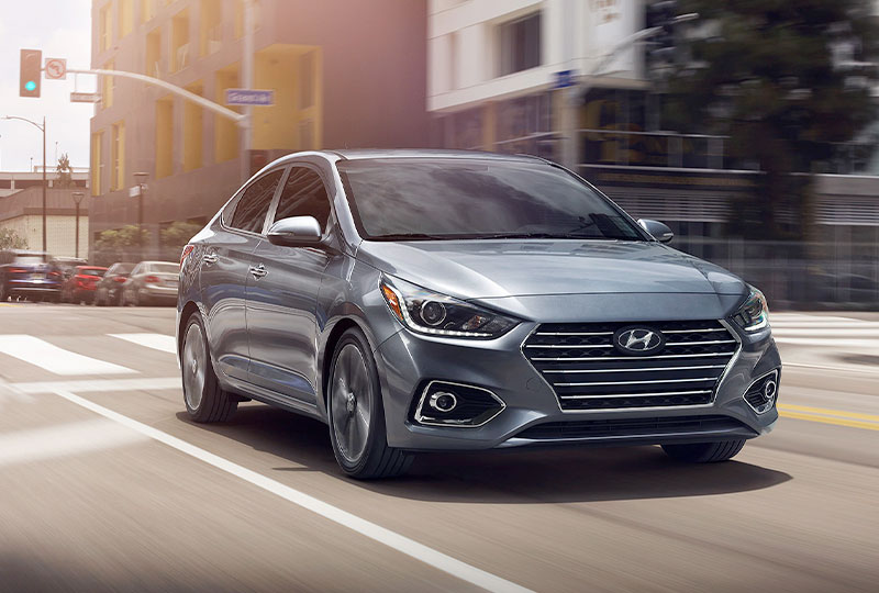 2020 Hyundai Accent DESIGN