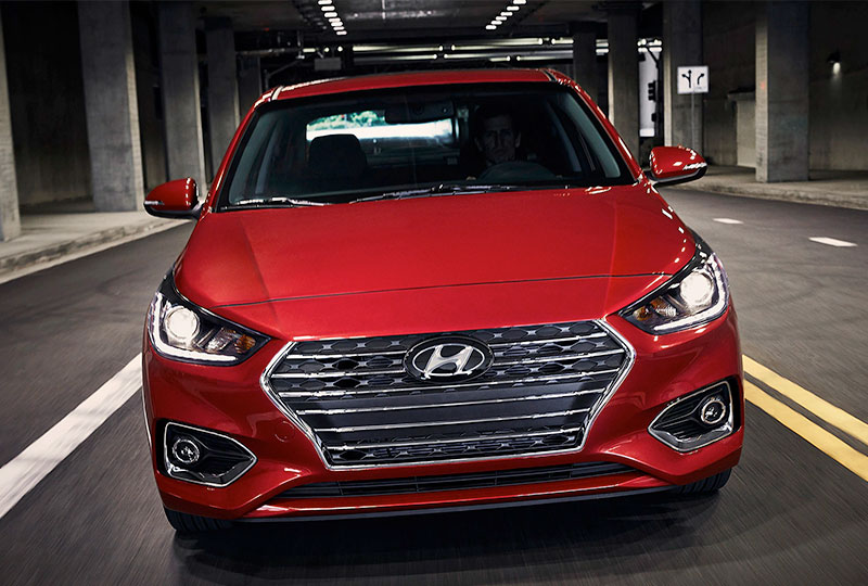 2020 Hyundai Accent  Safety