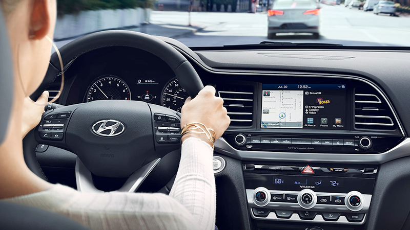 2020 Hyundai Elantra Safety