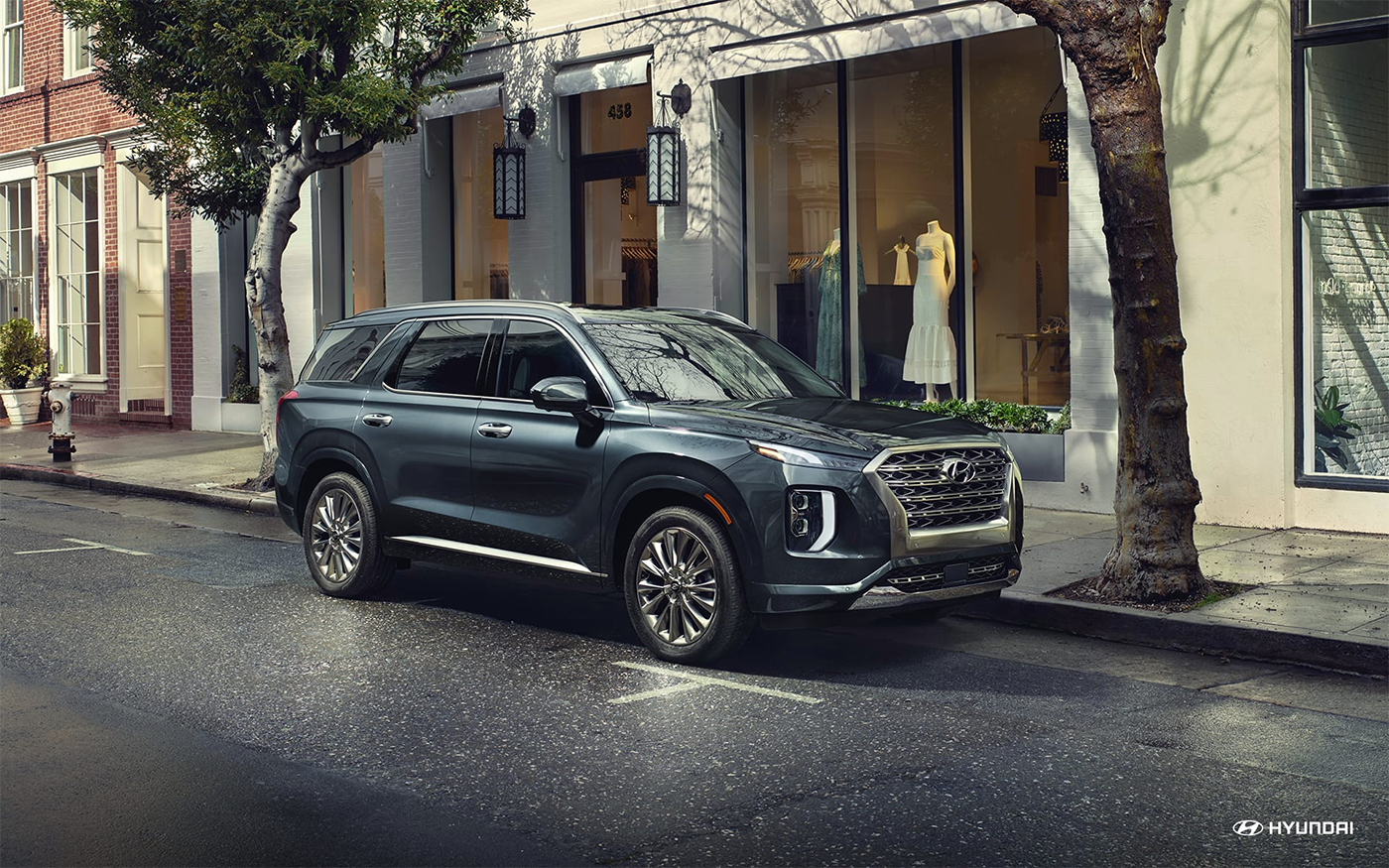 The ALL-NEW 2020 Hyundai Palisade is Now Available in