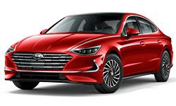 2021 hyundai Sonata Hybrid  trims