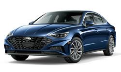 2021 hyundai Sonata  trims