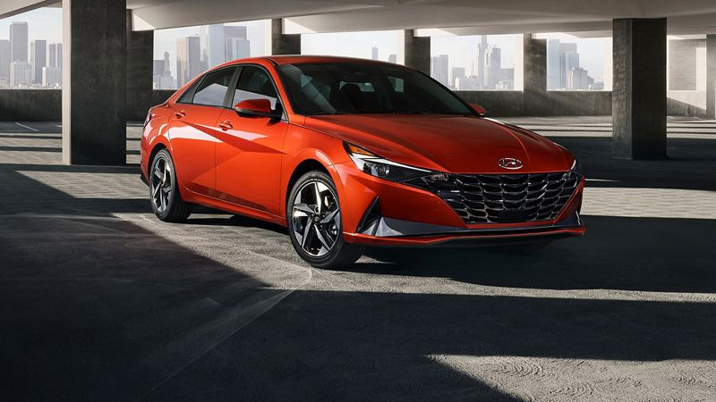 2021 Hyundai Elantra just say the word