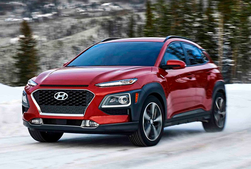 2021 hyundai Kona  PERFORMANCE
