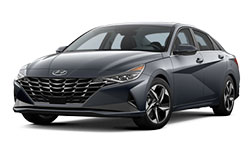 2022 Hyundai Elantra N Line trims