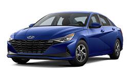 2022 Hyundai Elantra SE trims
