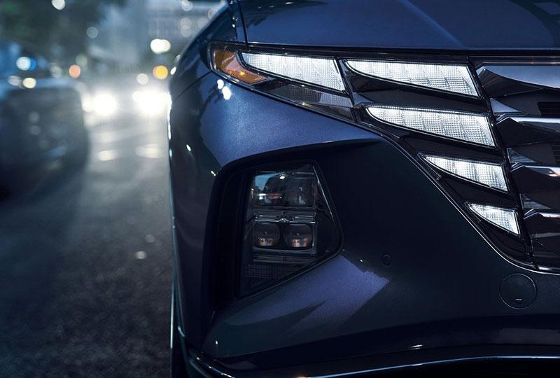 2022 Hyundai Tucson-Hybrid Design