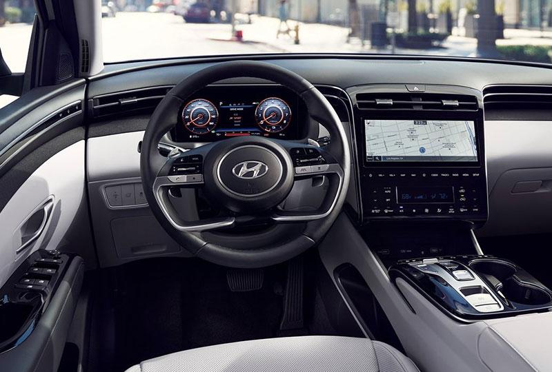 2022 Hyundai Tucson-Hybrid Technology