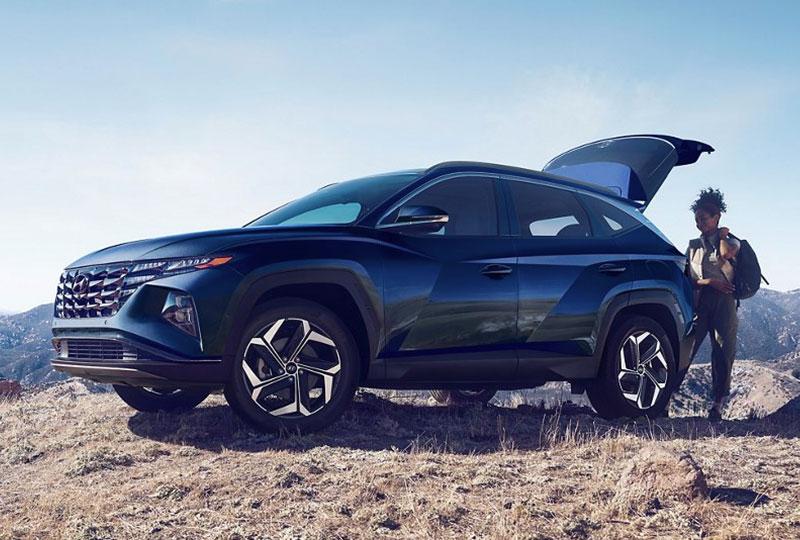 2022 Hyundai Tucson-Hybrid Performance