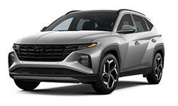 2021 Hyundai-Hybrid Limited trims
