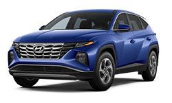 2022 Hyundai-Hybrid Blue trims