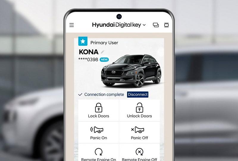 2022 hyundai Kona Coming Soon TECHNOLOGY