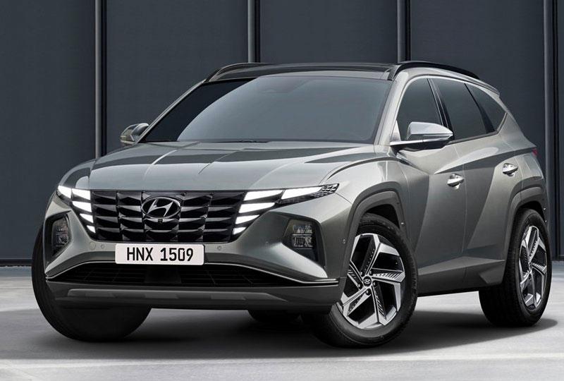 2022 hyundai Tuscon Coming Soon Design