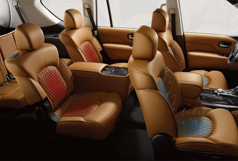 2020 INFINITI QX80 CT SEATING FOR UP TO 8