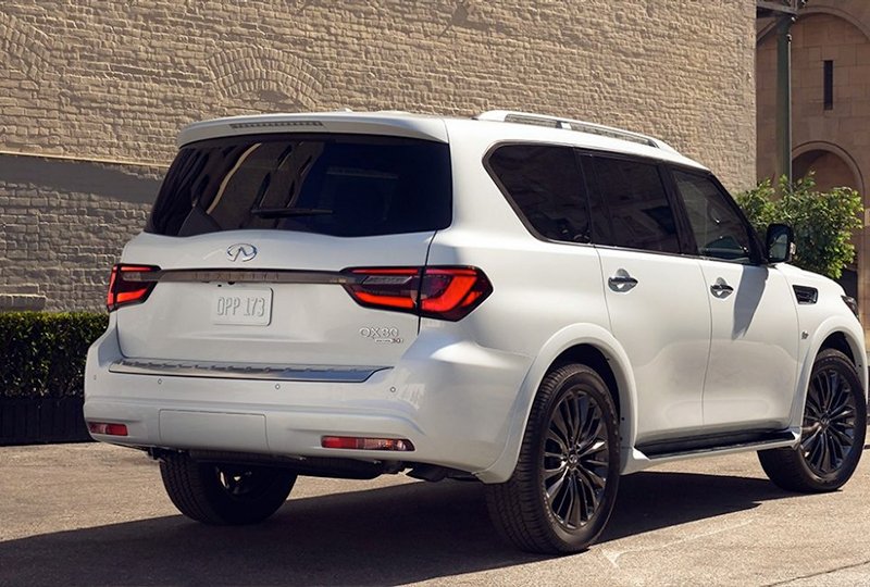 2020 INFINITI QX80 edition 30 CT CELEBRATE IN LUXURY