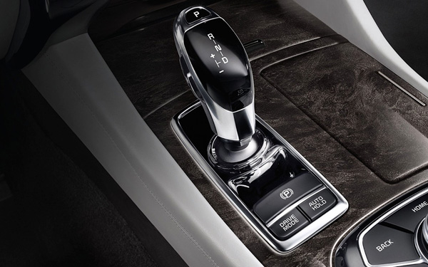 Refinement in every detail.