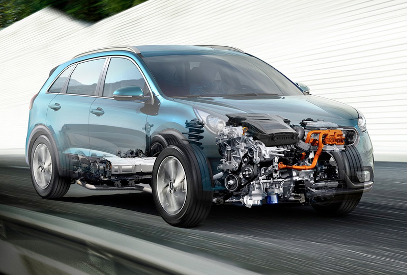 2018 Kia Niro: Plug-in Hybrid, Changes, Price >> 2018 Kia Niro Plug In Hybrid In Topeka Ks Serving Emporia