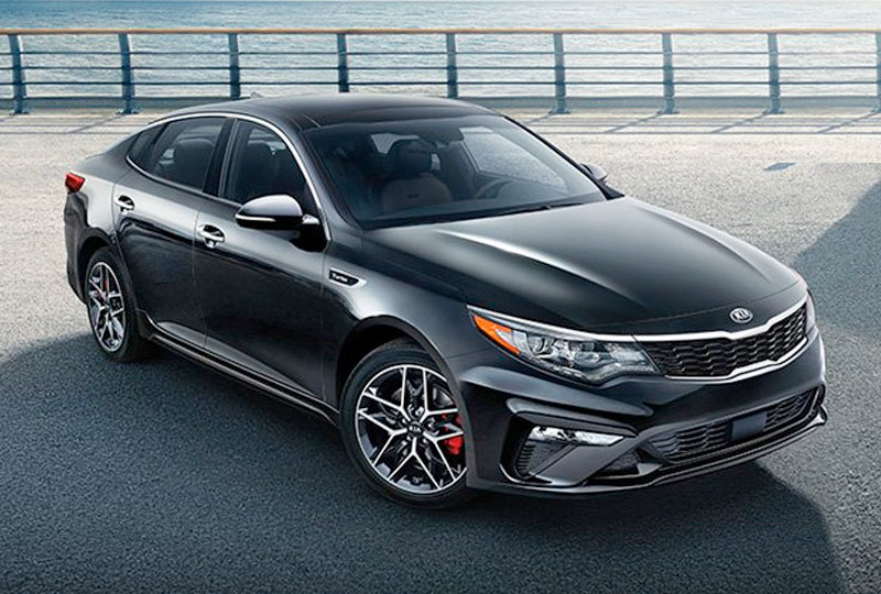 2020 Kia Optima Performance