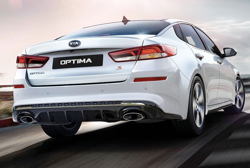 2020 Kia Optima Safety