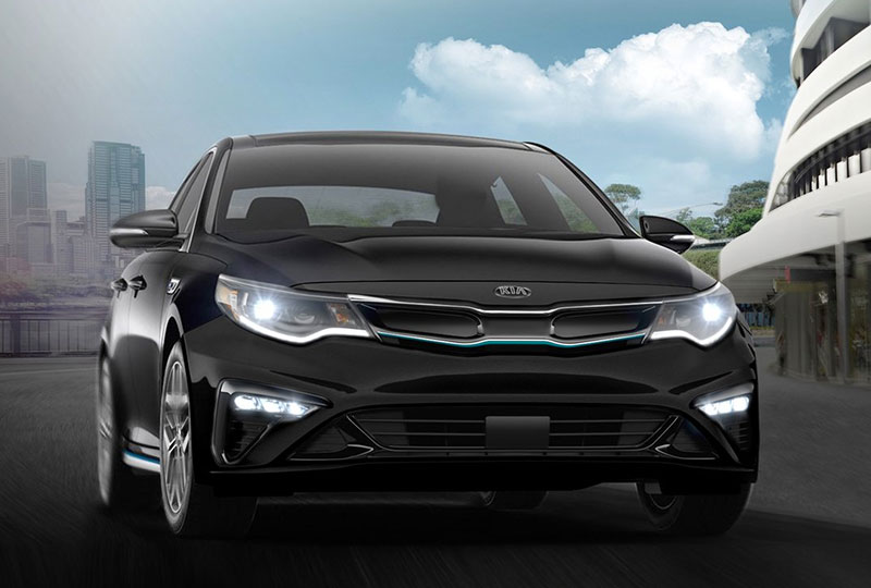 2020 Kia Optima Plug-in Hybrid Design