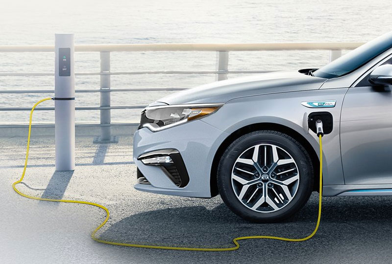 2020 Kia Optima Plug-in Hybrid Performance