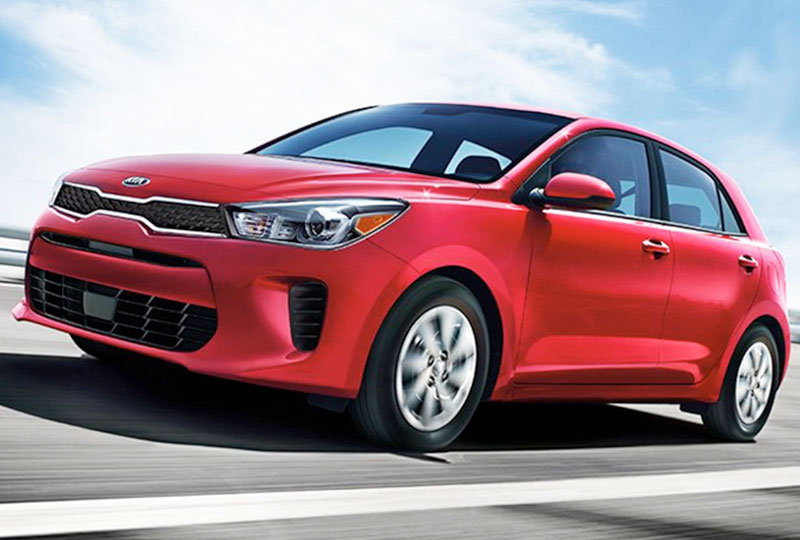 2020 Kia Rio 5-Door Performance