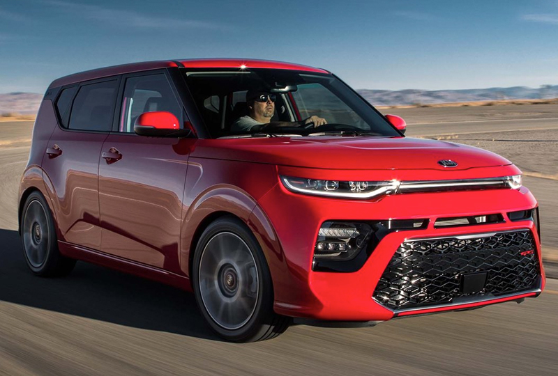 2020 Kia Soul Performance