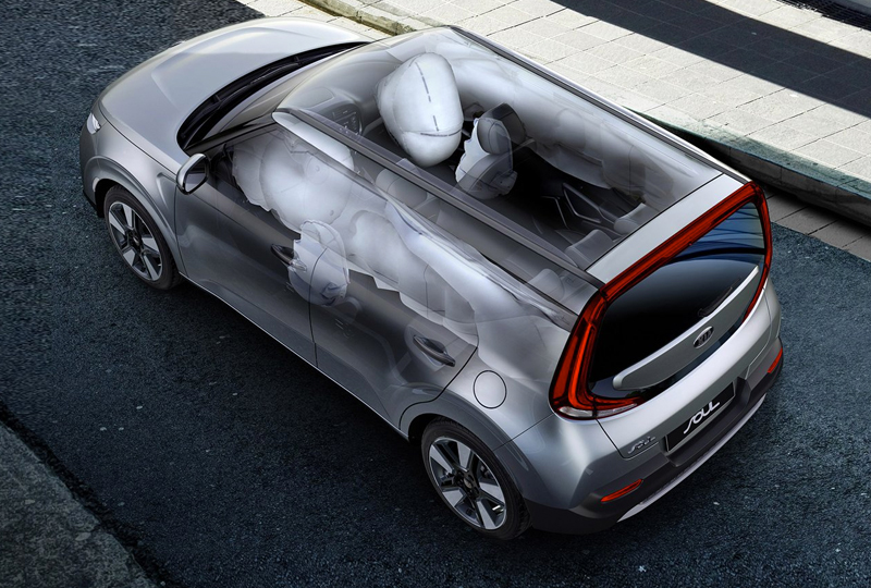 2020 Kia Soul Safety