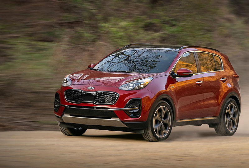 2020 Kia Sportage Performance