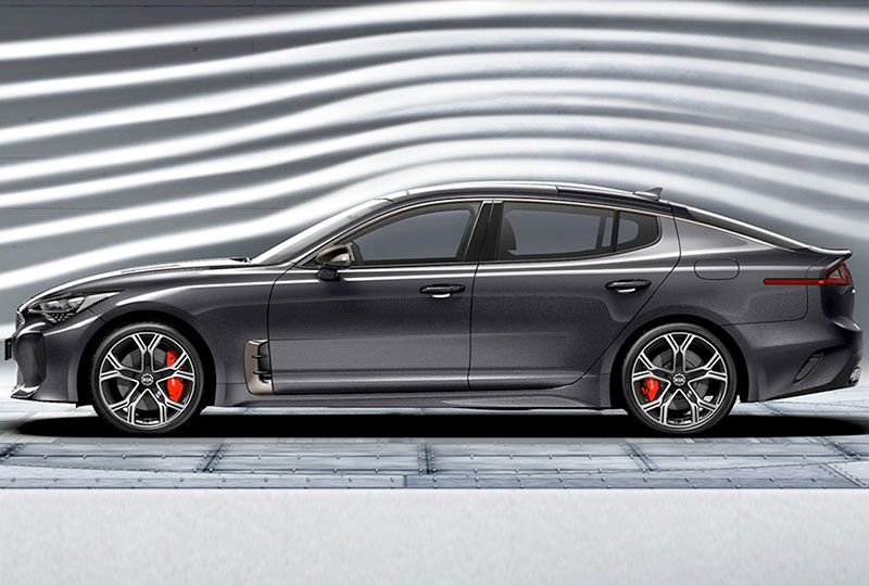 2020 Kia Stinger Design
