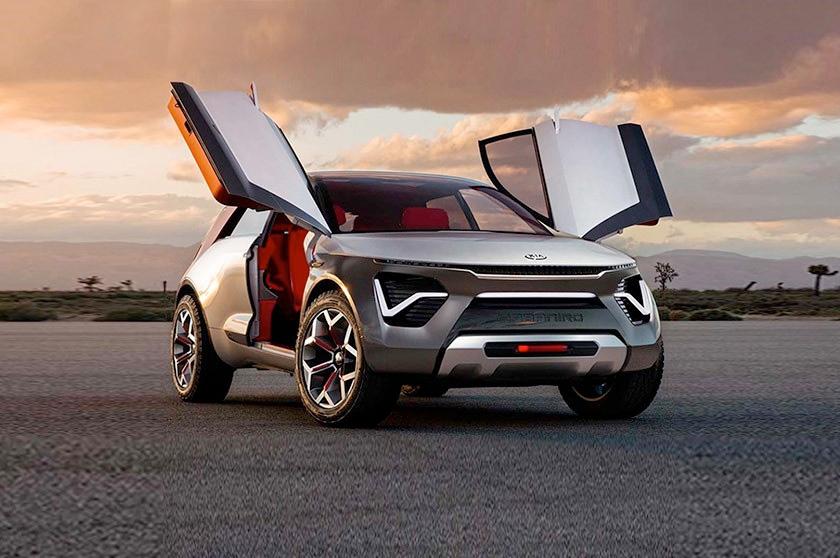 Kia Fort Pierce >> Kia HabaNiro Concept Vehicle | Fort Pierce, FL, Close to Port St. Lucie & Jupiter