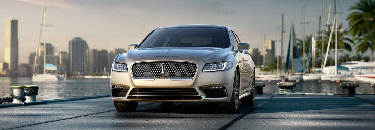 2018 Lincoln Continental In West Palm Beach, FL, Serving Palm Beach Gardens