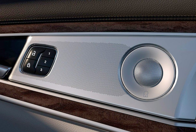 REVEL® AUDIO SYSTEM