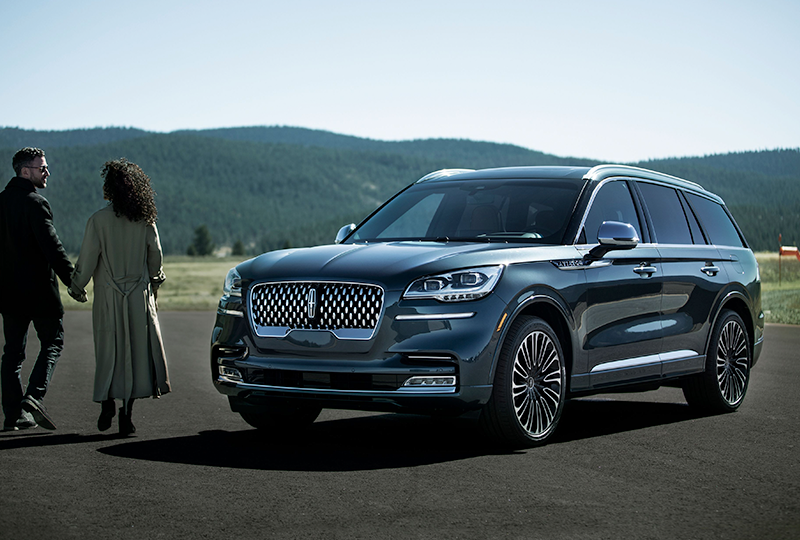 2020 Lincoln Aviator Design