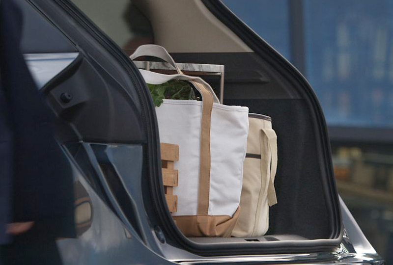 2020 Lincoln Corsair Cargo