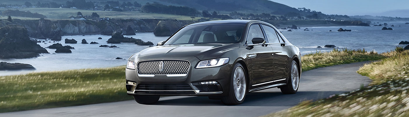 2020 Lincoln Continental header
