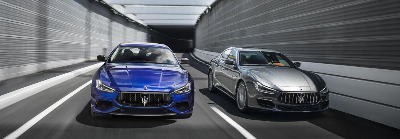 2018 Maserati Ghibli In Jacksonville Fl