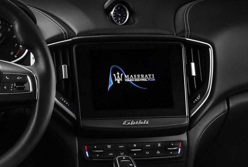 2019 Maserati Ghibli S Q4 Technology