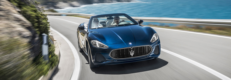 2019 Maserati GranTurismo Convertible in Jacksonville, FL