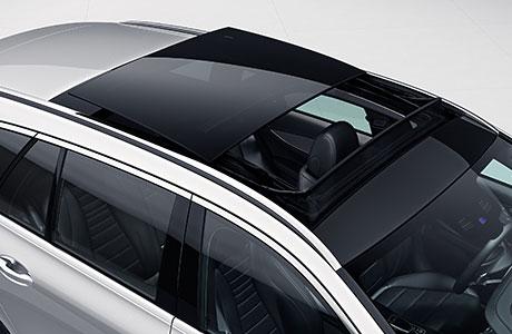 2017 Mercedes E-Class Wagon Flexible, spontaneous, and also easy to reconfigure.