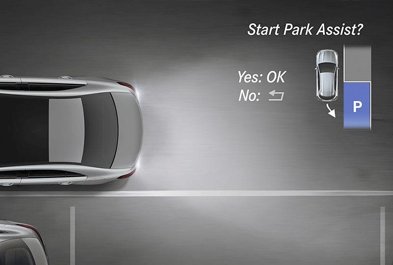 2021 Mercedes Benz A-class sedan safety