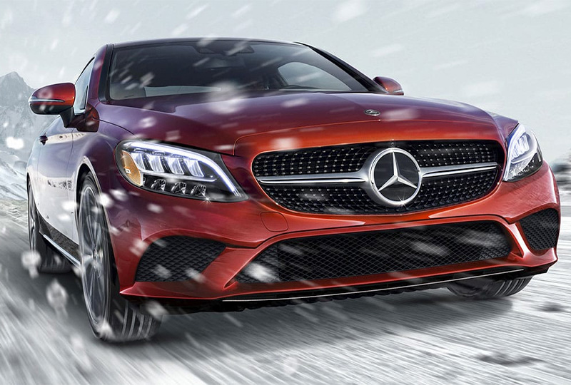 2021 Mercedes Benz C-Class-coupe performance
