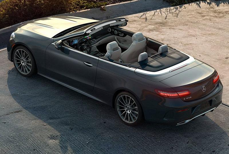 2021 Mercedes Benz E-class-cabriolet design