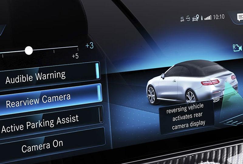 2021 Mercedes Benz E-class-cabriolet safety